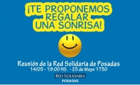 Suma voluntarios! Reunión de Red Solidaria Misiones