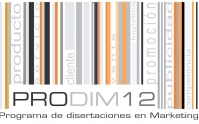 Jornada del PRODIM12 - El Marketing y la ONG